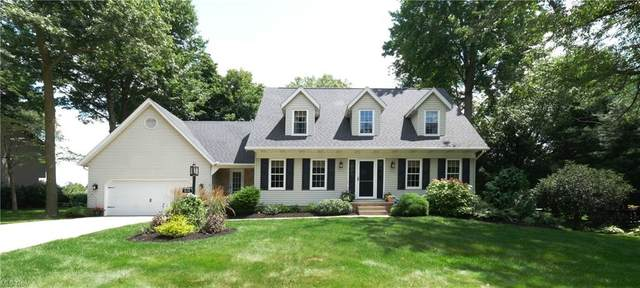 1650 Harmony Lane SW, North Canton, OH 44709 (MLS #4302167) :: The Art of Real Estate