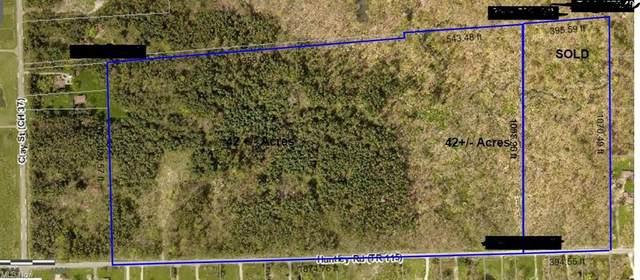 21.34 Acres Huntley Road, Huntsburg, OH 44046 (MLS #4302197) :: TG Real Estate