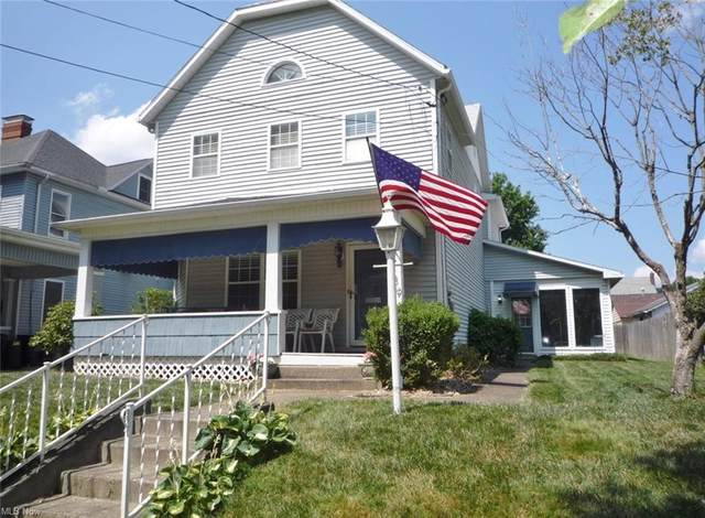 1439 Washington Avenue, Parkersburg, WV 26101 (MLS #4302211) :: The Holly Ritchie Team