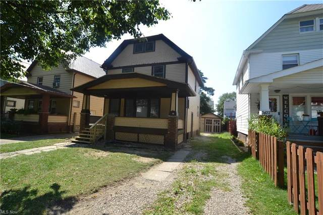 3426 W 120th Street, Cleveland, OH 44111 (MLS #4302234) :: Jackson Realty