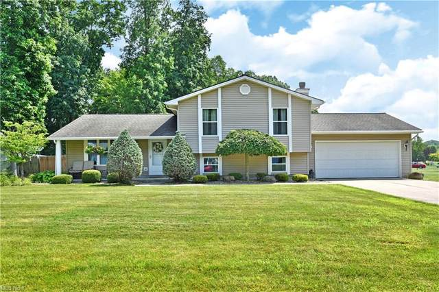 7024 Berry Blossom Drive, Canfield, OH 44406 (MLS #4302243) :: The City Team