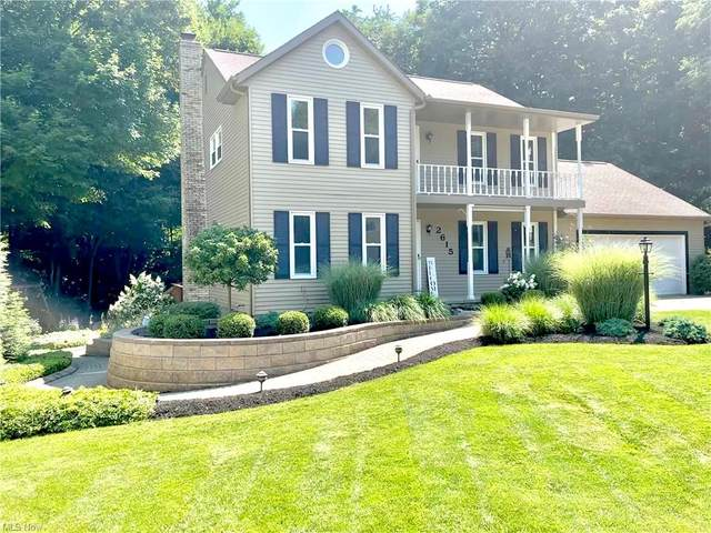 2615 Country Squire Street NW, Uniontown, OH 44685 (MLS #4302249) :: The Kaszyca Team