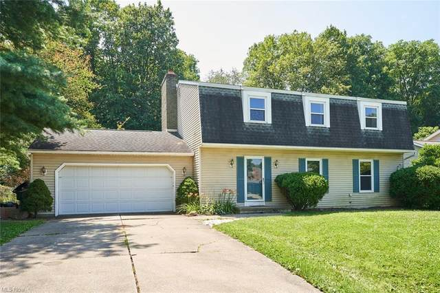 329 Great Oaks Trail, Wadsworth, OH 44281 (MLS #4302253) :: The Holden Agency