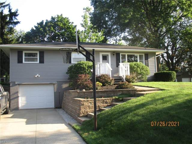 1364 Whitehall Drive, Mogadore, OH 44260 (MLS #4302286) :: The Holden Agency