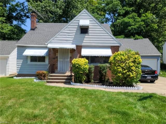 1769 Pontiac Drive, Euclid, OH 44117 (MLS #4302288) :: Keller Williams Chervenic Realty