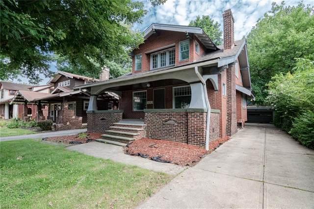 13061 Cedar Road, Cleveland Heights, OH 44118 (MLS #4302291) :: Keller Williams Chervenic Realty