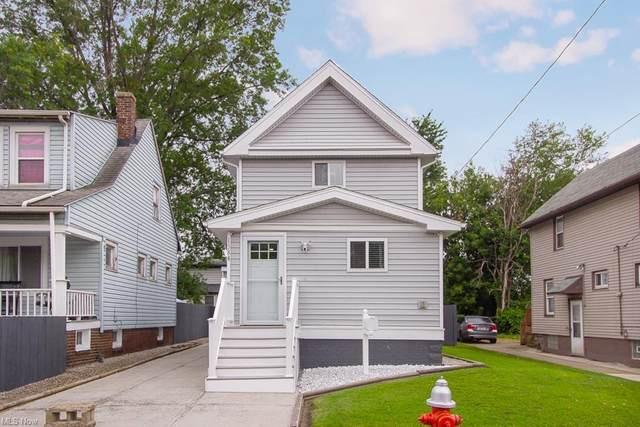 1384 E 171st Street, Cleveland, OH 44110 (MLS #4302322) :: The Art of Real Estate