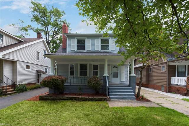 3808 Summit Park Road, Cleveland Heights, OH 44121 (MLS #4302329) :: The Art of Real Estate