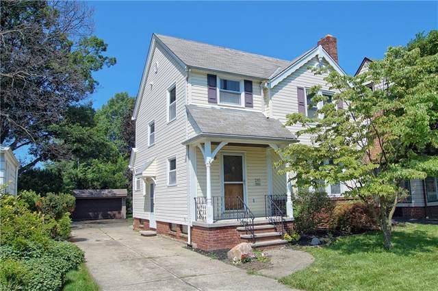280 E 216th Street, Euclid, OH 44123 (MLS #4302343) :: Keller Williams Chervenic Realty