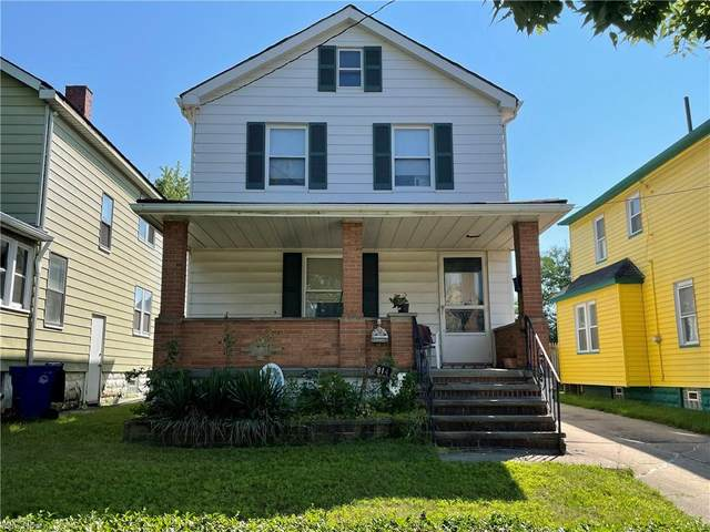 814 Whitcomb Road, Cleveland, OH 44110 (MLS #4302375) :: Keller Williams Chervenic Realty