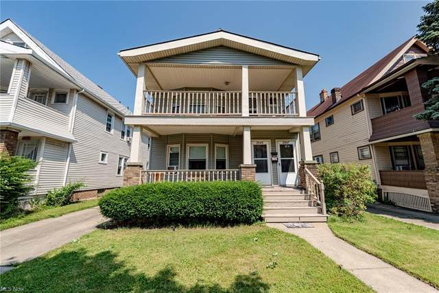 2045 Chesterland Avenue, Lakewood, OH 44107 (MLS #4302405) :: Keller Williams Chervenic Realty