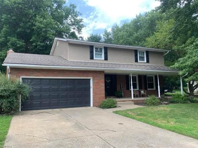 7805 Cheryl Lane NW, Massillon, OH 44646 (MLS #4302407) :: RE/MAX Edge Realty