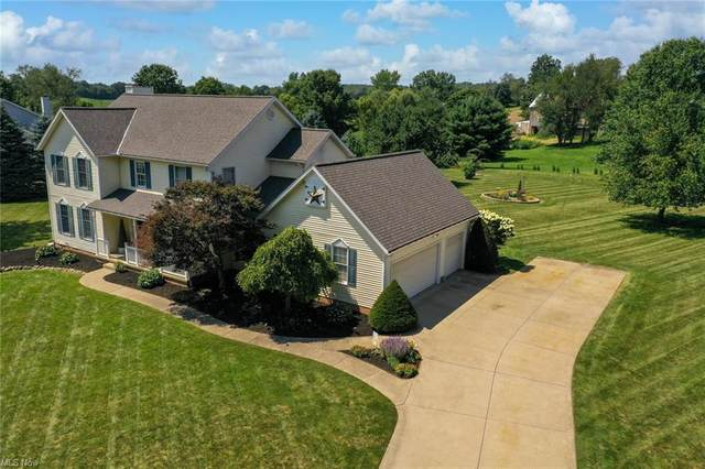 1321 Suffield Oaks Lane, Suffield, OH 44260 (MLS #4302411) :: RE/MAX Trends Realty