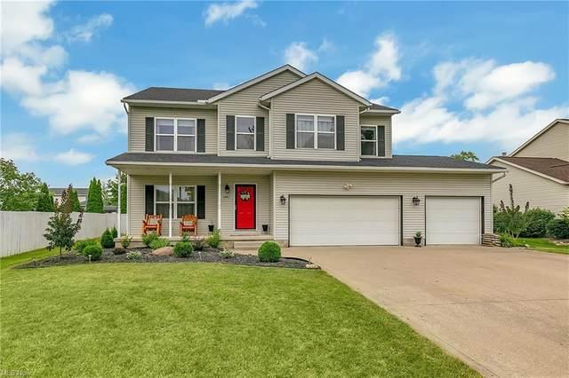 1442 Glenoak Drive, Tallmadge, OH 44278 (MLS #4302421) :: Tammy Grogan and Associates at Keller Williams Chervenic Realty