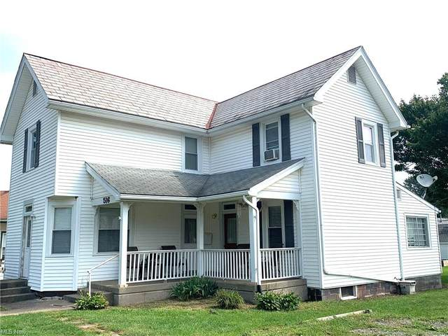 516 S Main Street, Columbiana, OH 44408 (MLS #4302438) :: RE/MAX Trends Realty