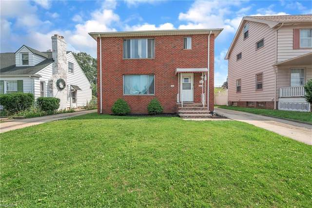 11016 Park Heights Avenue, Garfield Heights, OH 44125 (MLS #4302455) :: TG Real Estate