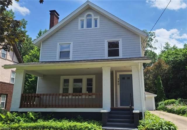 740 Hillsdale Avenue, Akron, OH 44303 (MLS #4302522) :: Keller Williams Chervenic Realty