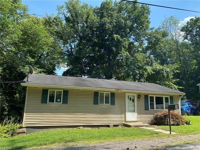 221 Walker Road, Follansbee, WV 26037 (MLS #4302528) :: The Art of Real Estate