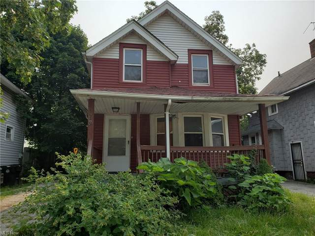 3549 E 105th Street, Cleveland, OH 44105 (MLS #4302646) :: The Art of Real Estate