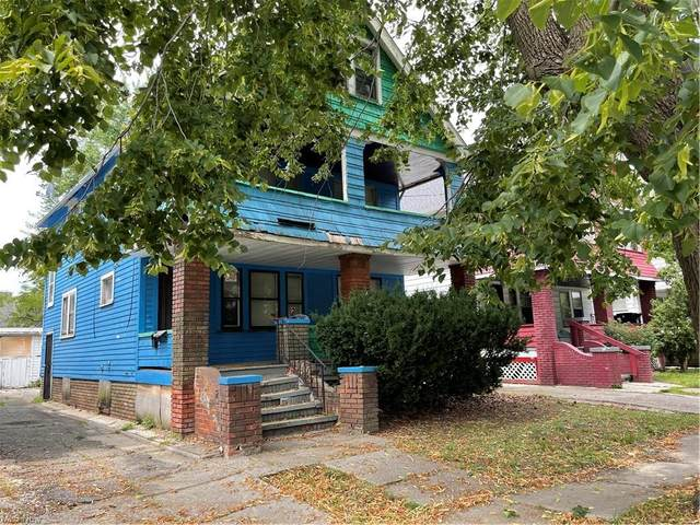 370 E 161st Street, Cleveland, OH 44110 (MLS #4302663) :: The City Team