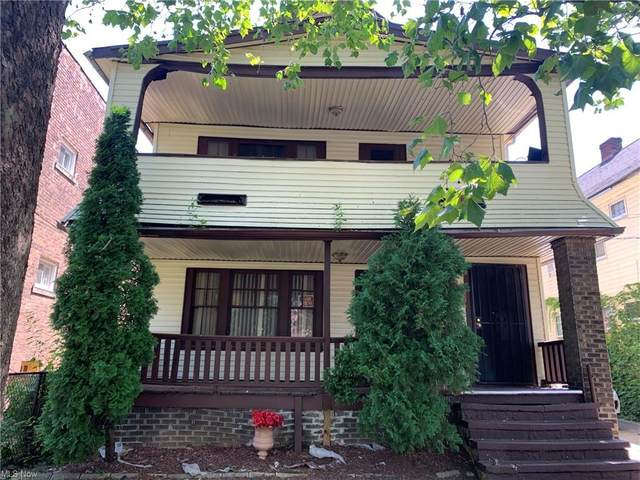 961 E 143rd Street, Cleveland, OH 44110 (MLS #4302666) :: The Art of Real Estate