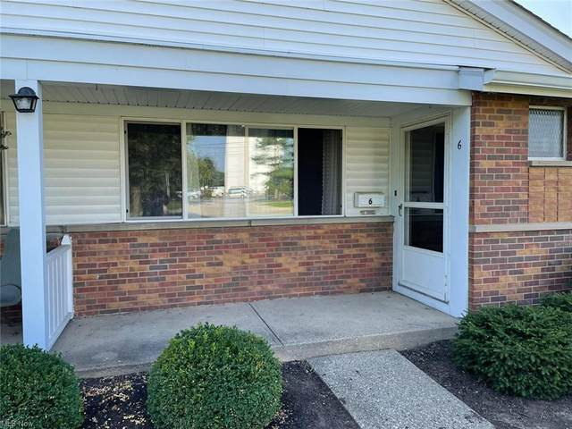 25305 Country Club Boulevard 11-6, North Olmsted, OH 44070 (MLS #4302692) :: The City Team