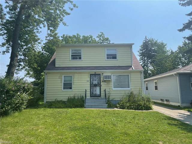 4361 E 154th Street, Cleveland, OH 44128 (MLS #4302696) :: The City Team