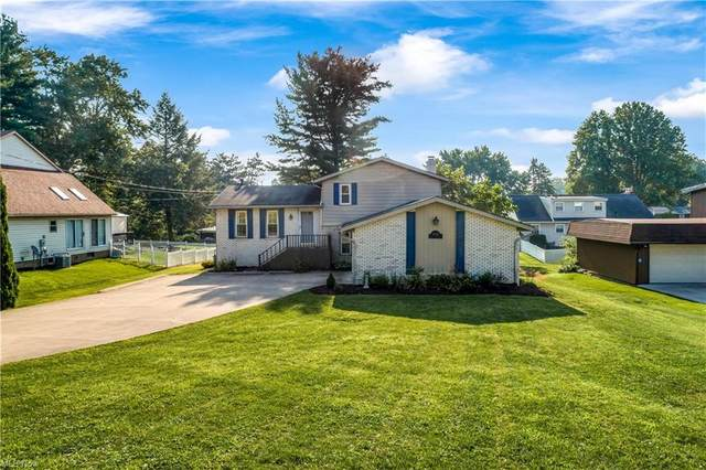 5620 Lake O Springs Avenue NW, Canton, OH 44718 (MLS #4302747) :: RE/MAX Edge Realty