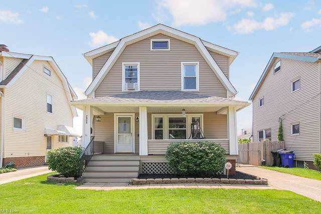 2905 Portman Avenue, Cleveland, OH 44109 (MLS #4302770) :: RE/MAX Edge Realty