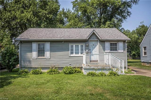 3025 Root Avenue NE, Canton, OH 44705 (MLS #4302801) :: The Jess Nader Team   REMAX CROSSROADS