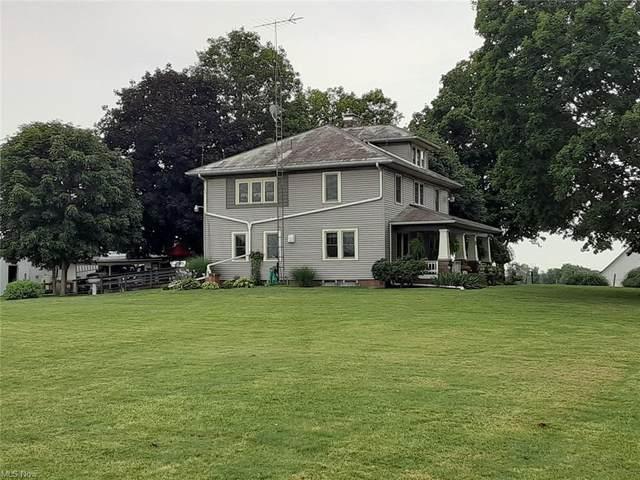 85 Leeper Road NE, McConnelsville, OH 43756 (MLS #4302802) :: The Holden Agency