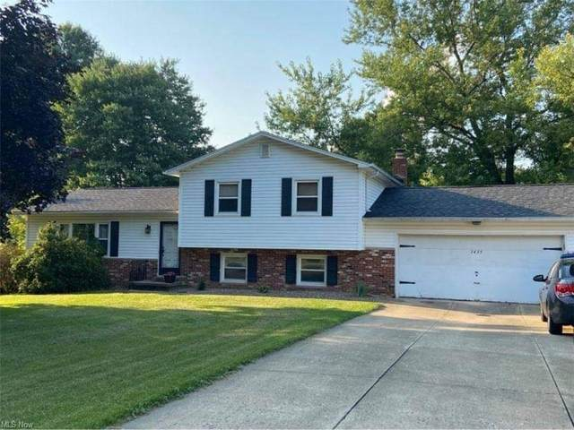 1435 Hazeldell Drive, North Canton, OH 44720 (MLS #4302847) :: Keller Williams Legacy Group Realty