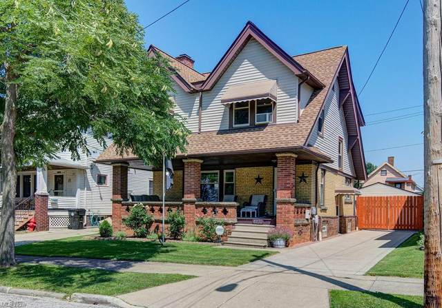 4231 W 50th Street, Cleveland, OH 44144 (MLS #4302865) :: The Jess Nader Team   REMAX CROSSROADS