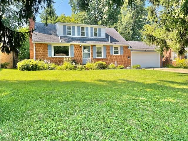 3006 22nd Street NW, Canton, OH 44708 (MLS #4302899) :: RE/MAX Trends Realty