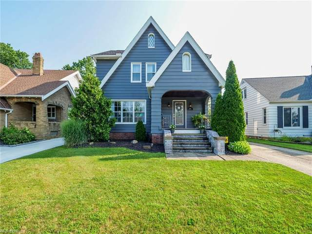 8130 Bauerdale Avenue, Parma, OH 44129 (MLS #4302928) :: The Holly Ritchie Team