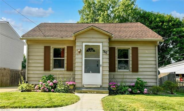367 Chestnut Street, Wadsworth, OH 44281 (MLS #4303016) :: RE/MAX Trends Realty