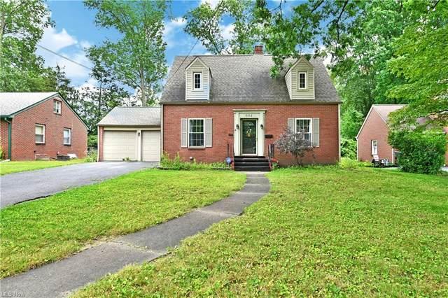 604 Genesee Avenue NE, Warren, OH 44483 (MLS #4303078) :: RE/MAX Trends Realty