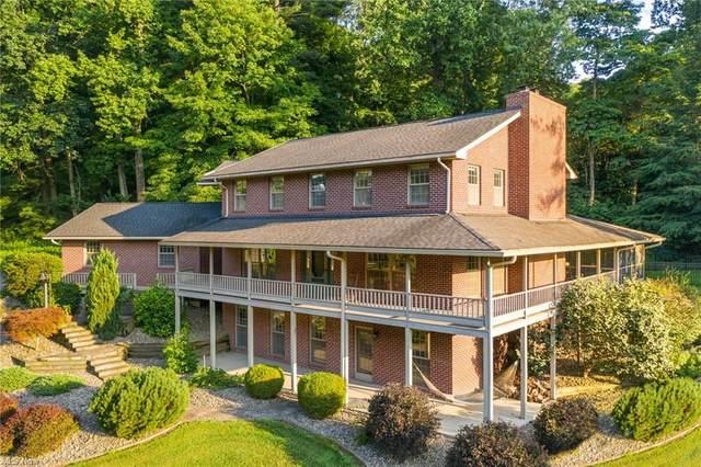 90 Ferncliff Drive, Marietta, OH 45750 (MLS #4303138) :: TG Real Estate