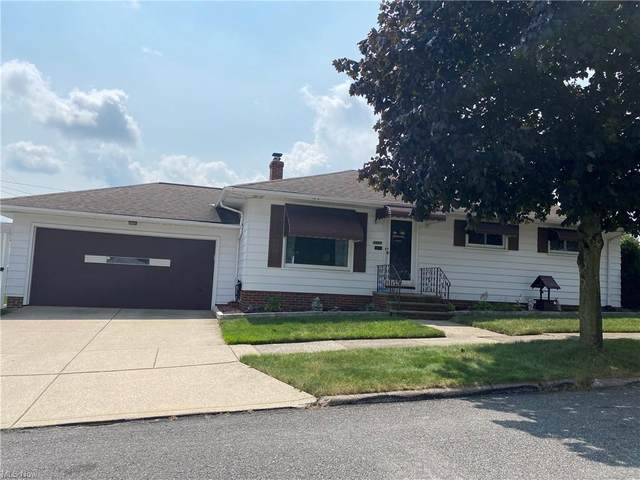 5653 Cumberland Drive, Garfield Heights, OH 44125 (MLS #4303158) :: TG Real Estate