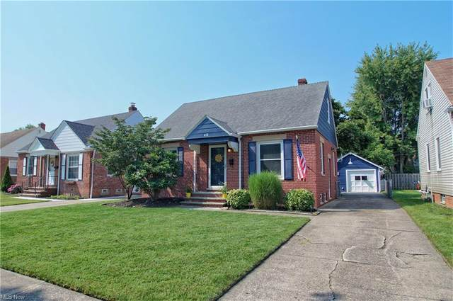 412 E 327th Street, Willowick, OH 44095 (MLS #4303189) :: TG Real Estate
