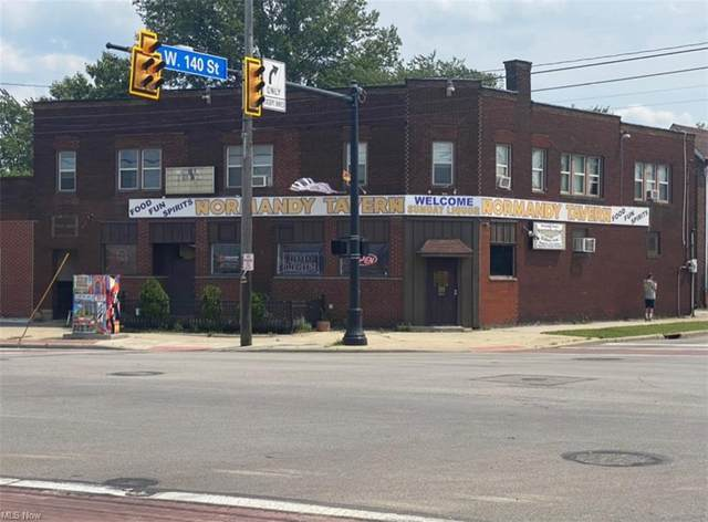 13999 Lorain Avenue, Cleveland, OH 44111 (MLS #4303197) :: Tammy Grogan and Associates at Keller Williams Chervenic Realty