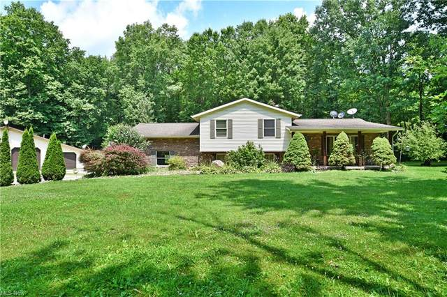 5060 Woodlawn Avenue, Newton Falls, OH 44444 (MLS #4303208) :: The Holden Agency
