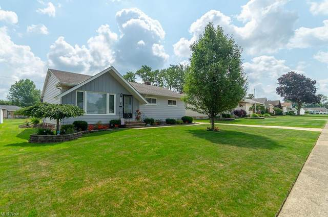 1733 Roselawn Road, Mayfield Heights, OH 44124 (MLS #4303220) :: The City Team