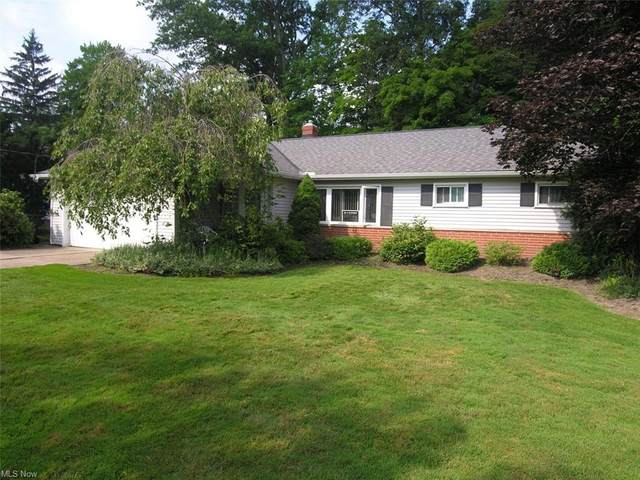 2074 Marshfield Road, Mayfield Heights, OH 44124 (MLS #4303278) :: The City Team
