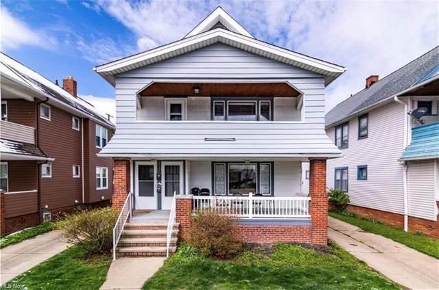 2124 Lewis Drive, Lakewood, OH 44107 (MLS #4303280) :: TG Real Estate