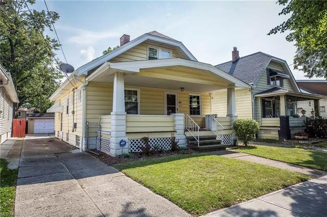 4109 Germaine Avenue, Cleveland, OH 44109 (MLS #4303299) :: RE/MAX Edge Realty