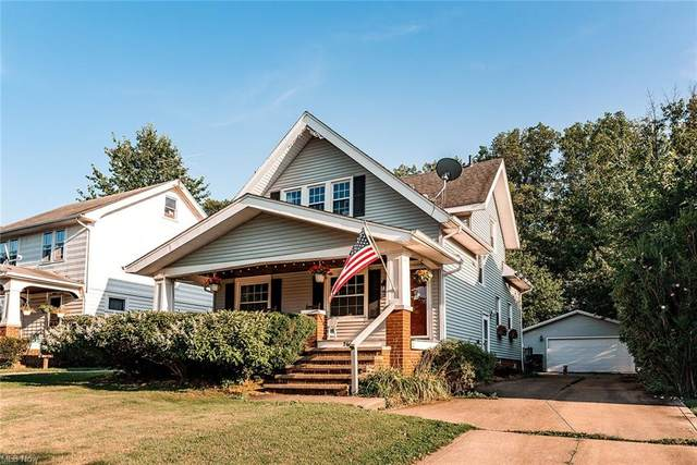 16619 W Park Road, Cleveland, OH 44111 (MLS #4303367) :: RE/MAX Edge Realty