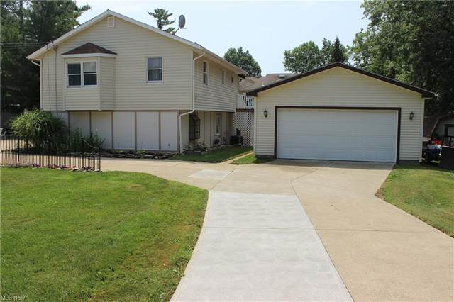 72 Heights Avenue, Northfield, OH 44067 (MLS #4303400) :: RE/MAX Trends Realty