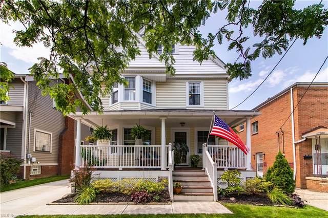1544 Rockway Avenue, Lakewood, OH 44107 (MLS #4303449) :: TG Real Estate