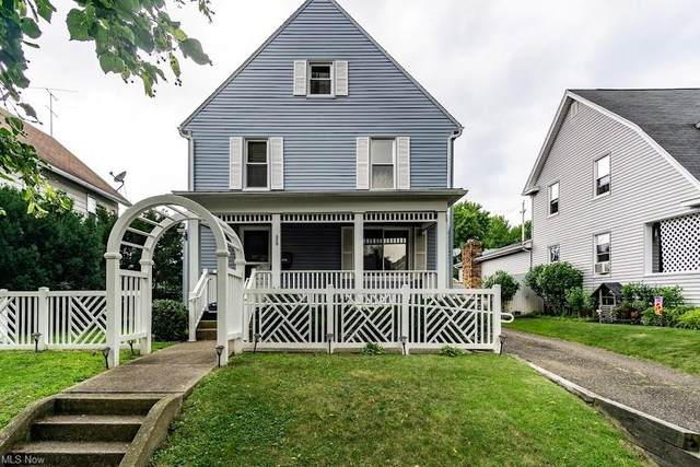 375 Lindenwood Avenue, Akron, OH 44301 (MLS #4303456) :: The Holden Agency